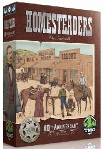 Homesteaders: 10th Anniversary Edition (Special Offer)